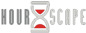 Hour Xscape Sticky Logo